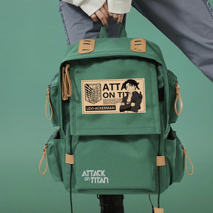 Attack on Titan Levi Ackerman Backpack