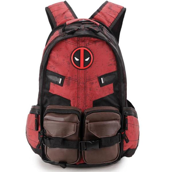 Marvel Deadpool Laptop Backpack