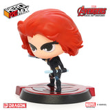 Marvel Avengers Age of Ultron Hero Remix Black Widow Bobblehead Statue