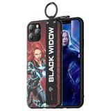 Marvel Comics Wrist Strap Hand iPhone 11 Series Case