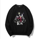 One Piece Chibi Pirates Pullover Long-Sleeve T-shirt