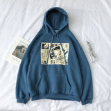 Monkey D. Luffy Bounty Wanted Pullover Hoodie