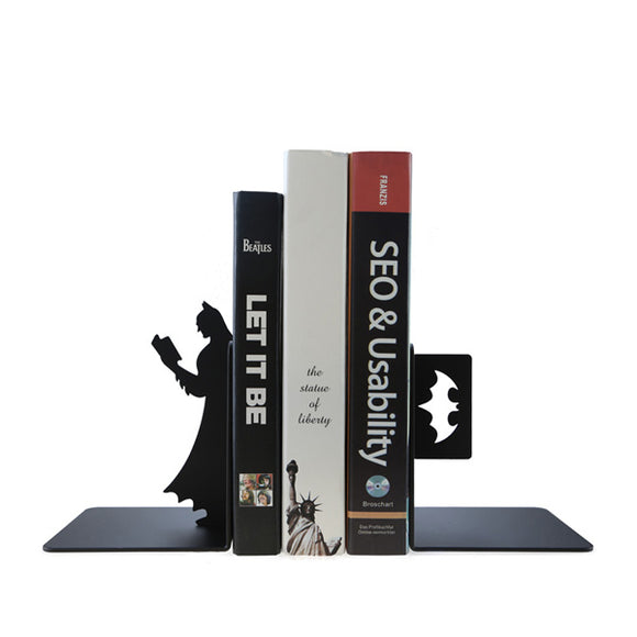DC Superheroes Batman & Superman Metal Bookend