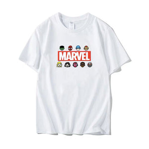 Marvel Comics Avengers Graphic Short Sleeve T-shirt