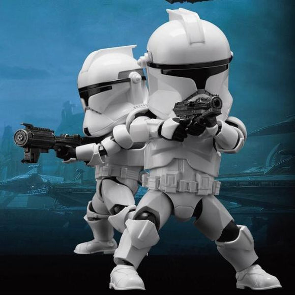 Star Wars: Attack of the Clones Clone Trooper Action Figure