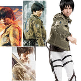 Attack on Titan Live-Action Movie Eren Jaeger Jacket