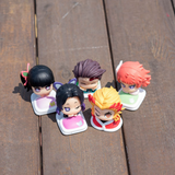 Demon Slayer Sleeping Mini Figures