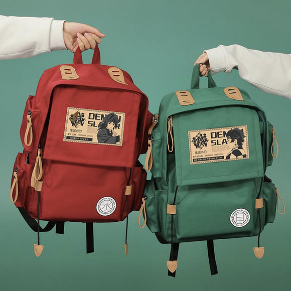 Demon Slayer Casual Backpack