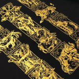 Saint Seiya 12 Gold Saints Grid Summer Tee