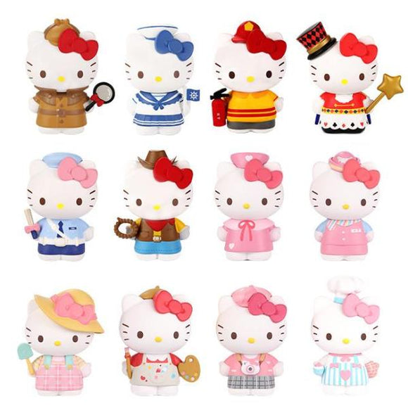 Hello Kitty Career Series Mini Figure Blind Box