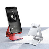 Adjustable Collapsible Tablet / Phone Stand Holder