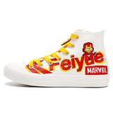 Marvel Avengers Feiyue Men's Canvas Shoes