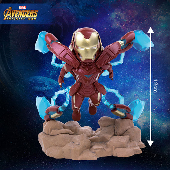 Egg Attack Avengers: Infinity War Iron Man Mini Statue