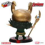 Marvel Avengers Age of Ultron Hero Remix Loki Bobblehead Statue