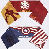 Avengers Sketch Brushed Scarf