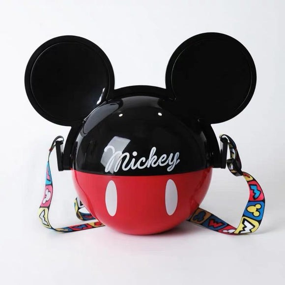 Disney Mickey Mouse Cup Holder Mini Shoulder Bag