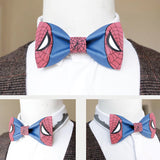 Marvel & DC Comics Superhero Bow Tie