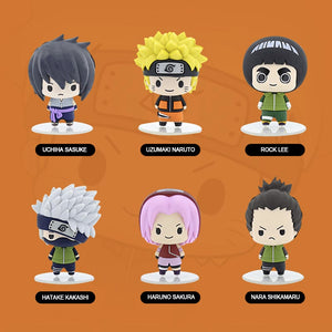 Chibi Naruto Shippuden Mini Figure Blind Box