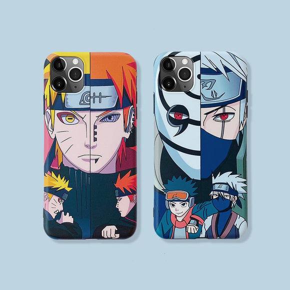 Naruto Shippuden PK iPhone Protection Case