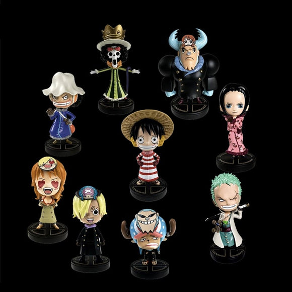 One Piece Punk Hazard Show Figures Blind Box