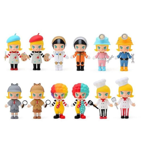 Kennyswork Molly Career 2 Mini Figure Blind Box