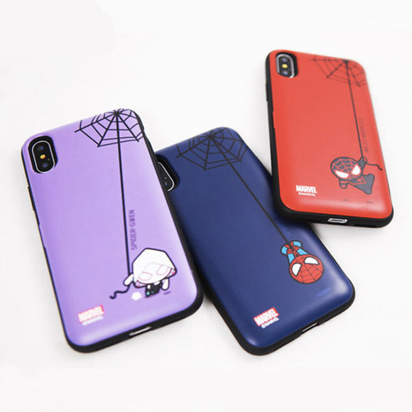 Spider-Man: Into the Spider-Verse Flip Phone Case For iPhone & Samsung