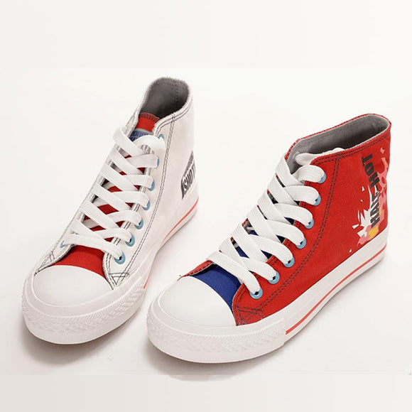 My Hero Academia Canvas Casual Sneaker