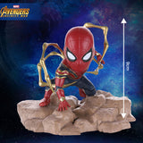 Egg Attack Avengers: Infinity War Spider-Man Mini Statue