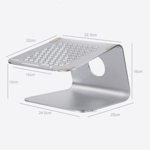 Aluminum Cooling Laptop Stand