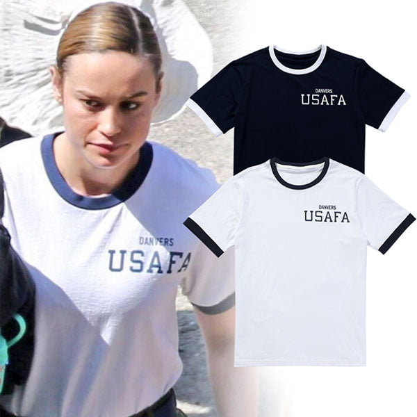 Captain Marvel Us Air Force Academy Usafa T Shirt Circumtoy A cool, exciting recruitment tool. captain marvel us air force academy usafa t shirt