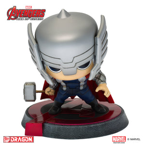 Marvel Avengers Age of Ultron Hero Remix Thor Bobblehead Statue