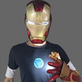 Ironman MK42 1:1 Helmet&Automatic Arms (Wearable)