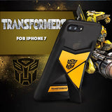 Transformers Bumblebee Magnetic Phone Case
