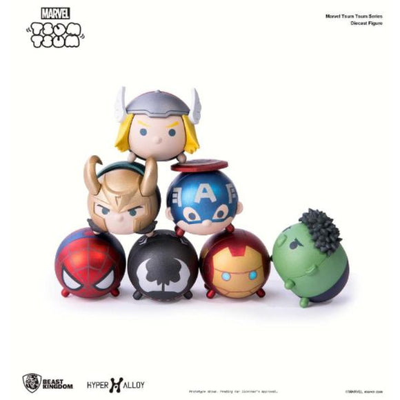 Marvel Tsum Tsum Mini Figures Collections