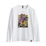 JoJo's Bizarre Adventure Six JoJos Long-Sleeve T-shirt