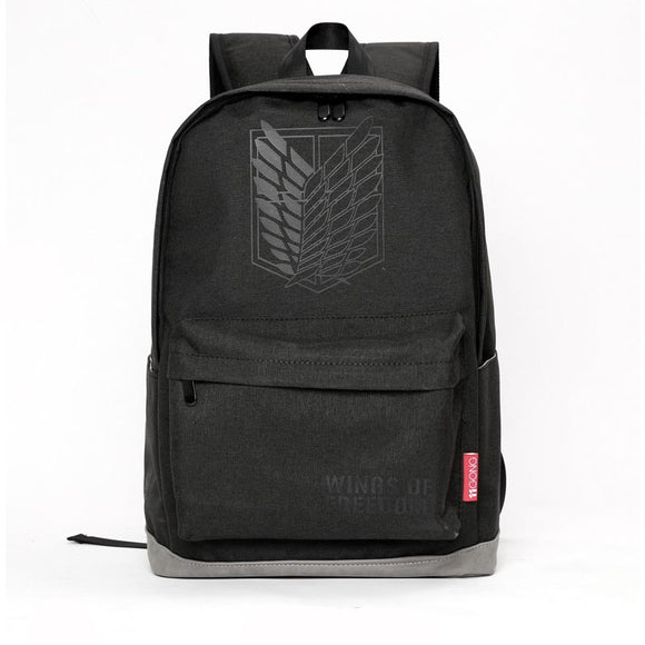 Attack on Titan Wings of Freedom Backpack