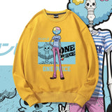 One Piece Straw Hat Pirates Long Sleeve T-shirt