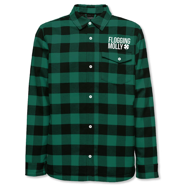 Flogging Molly Flannel