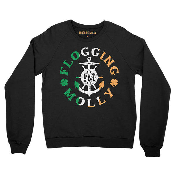 Irish Anchor Sweatshirt