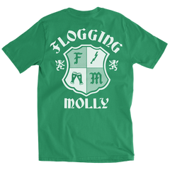 FM Green Badge Tee
