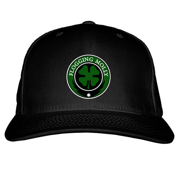 Shamrock Trucker Hat