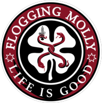Official Flogging Molly Store logo