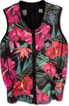 Z-Cardigan Tropical Mujer - Liquid Force Wakeboard