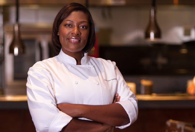 Chef Tiffany Derry, trailblazer and 'Top Chef' All-star