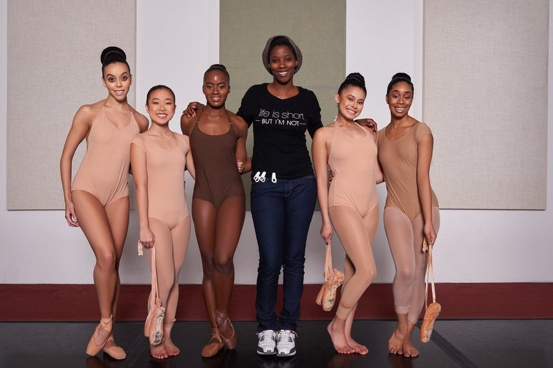 Whitney Bracey, Changing the game in dance apparel