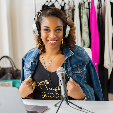 From One Height Goddess To Another Podcast with Lameka Weeks