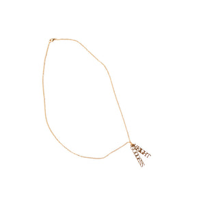 HEIGHT GODDESS Necklace - HEIGHT GODDESS