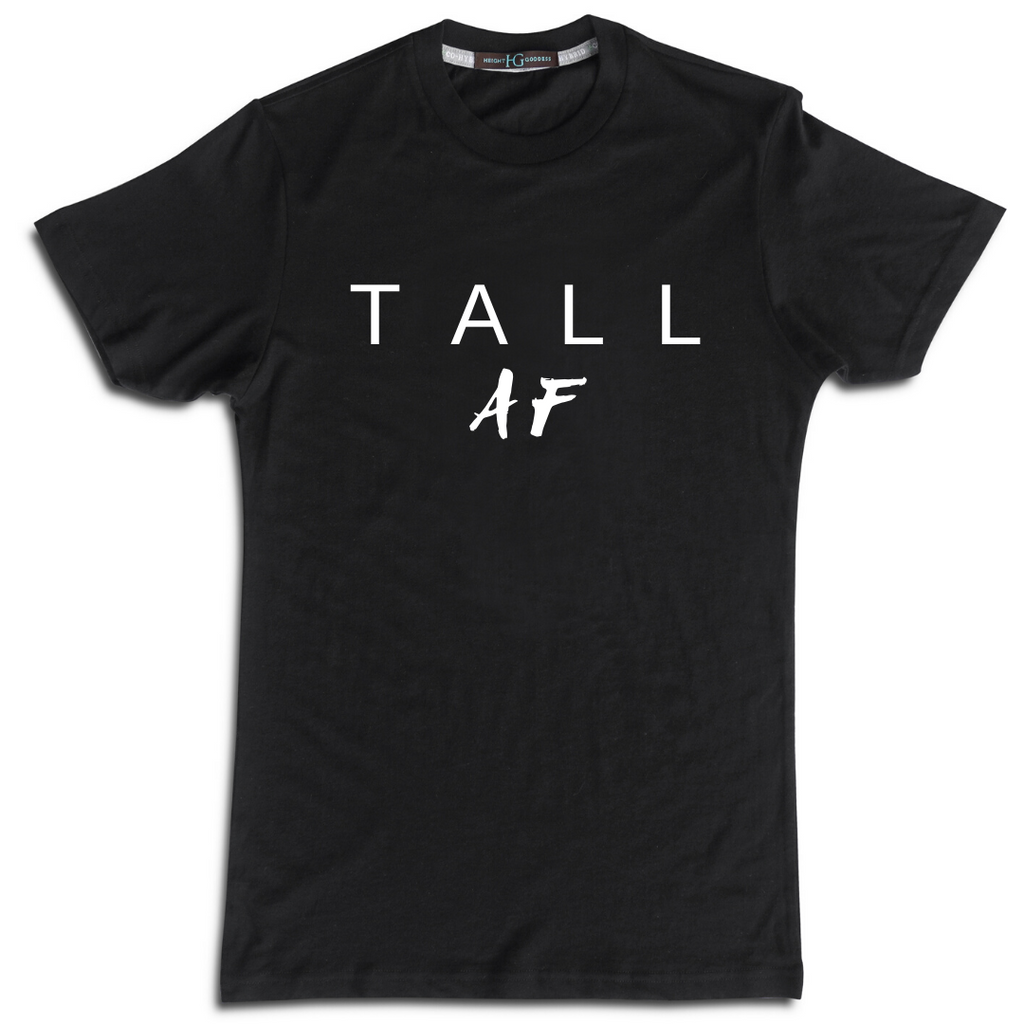 TALL AF: Crew Neck - HEIGHT GODDESS