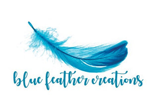 Blue Feather Creations
