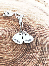 Load image into Gallery viewer, Dainty pendant necklace for mom